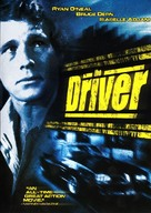 The Driver - DVD cover (xs thumbnail)
