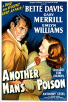 Another Man's Poison - British Movie Poster (xs thumbnail)