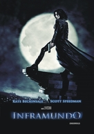 Underworld - Argentinian Movie Poster (xs thumbnail)