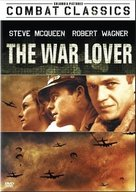 The War Lover - DVD cover (xs thumbnail)