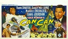Can-Can - Belgian Movie Poster (xs thumbnail)