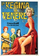 Queen of Outer Space - Italian Theatrical poster (xs thumbnail)