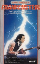 Flesh for Frankenstein - VHS cover (xs thumbnail)