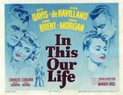 In This Our Life - Movie Poster (xs thumbnail)