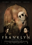 Franklyn - Spanish Movie Poster (xs thumbnail)