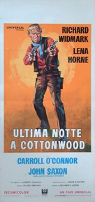 Death of a Gunfighter - Italian Movie Poster (xs thumbnail)