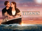 Titanic - British Movie Poster (xs thumbnail)
