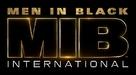 Men in Black: International - Logo (xs thumbnail)
