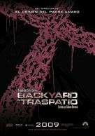 Traspatio, El - Argentinian Movie Poster (xs thumbnail)