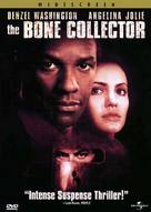 The Bone Collector - DVD cover (xs thumbnail)