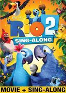 Rio 2 - DVD cover (xs thumbnail)