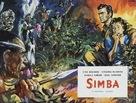 Simba - British Movie Poster (xs thumbnail)