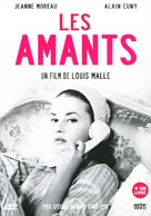 Les amants - French Movie Cover (xs thumbnail)