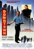 Downtown - German Movie Poster (xs thumbnail)