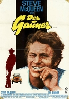 The Reivers - German Movie Poster (xs thumbnail)