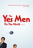 The Yes Men Fix the World - Movie Cover (xs thumbnail)