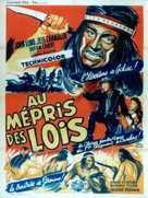 The Battle at Apache Pass - French Movie Poster (xs thumbnail)