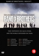 """Band of Brothers"" - Dutch DVD movie cover (xs thumbnail)"