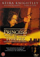 Princess of Thieves - Danish Movie Cover (xs thumbnail)