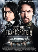 Victor Frankenstein - French Movie Poster (xs thumbnail)