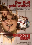 Seed Of Chucky - German Video release movie poster (xs thumbnail)