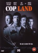 Cop Land - British DVD movie cover (xs thumbnail)