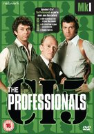 """The Professionals"" - British DVD cover (xs thumbnail)"