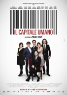 Il capitale umano - Italian Movie Poster (xs thumbnail)