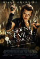 Resident Evil: Afterlife - Brazilian Movie Poster (xs thumbnail)