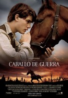 War Horse - Mexican Movie Poster (xs thumbnail)