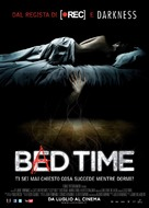 Mientras duermes - Italian Movie Poster (xs thumbnail)