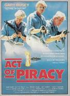 Act of Piracy - German Movie Cover (xs thumbnail)