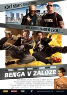 The Other Guys - Czech Movie Poster (xs thumbnail)