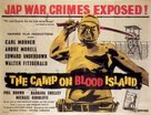 The Camp on Blood Island - British Movie Poster (xs thumbnail)