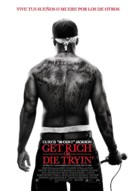 Get Rich or Die Tryin' - Spanish Movie Poster (xs thumbnail)