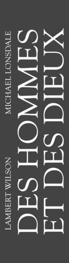 Des hommes et des dieux - French Logo (xs thumbnail)