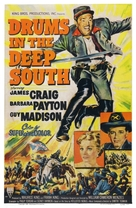 Drums in the Deep South - Movie Poster (xs thumbnail)
