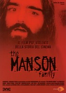 The Manson Family - Italian poster (xs thumbnail)