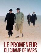 Promeneur du champ de Mars, Le - French poster (xs thumbnail)