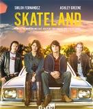 Skateland - Blu-Ray cover (xs thumbnail)