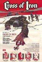 Cross of Iron - Movie Poster (xs thumbnail)