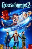 Goosebumps 2: Haunted Halloween - British Movie Cover (xs thumbnail)