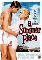 A Summer Place - Movie Cover (xs thumbnail)