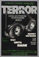 Wait Until Dark - Australian Movie Poster (xs thumbnail)
