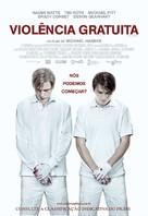 Funny Games U.S. - Brazilian Movie Poster (xs thumbnail)