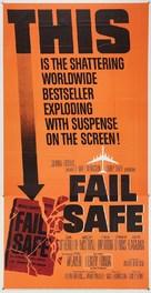 Fail-Safe - Movie Poster (xs thumbnail)