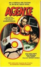Agent 69 Jensen i Skorpionens tegn - Argentinian Movie Cover (xs thumbnail)