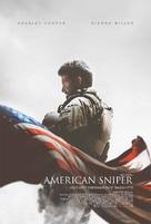 American Sniper - Danish Movie Poster (xs thumbnail)
