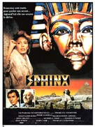 Sphinx - French Movie Poster (xs thumbnail)