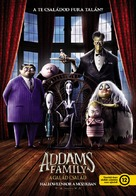 The Addams Family - Hungarian Movie Poster (xs thumbnail)